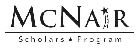 McNair Program